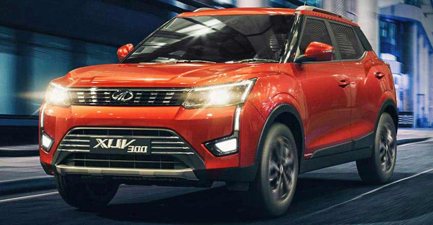 Mahindra launches attractively priced XUV300
