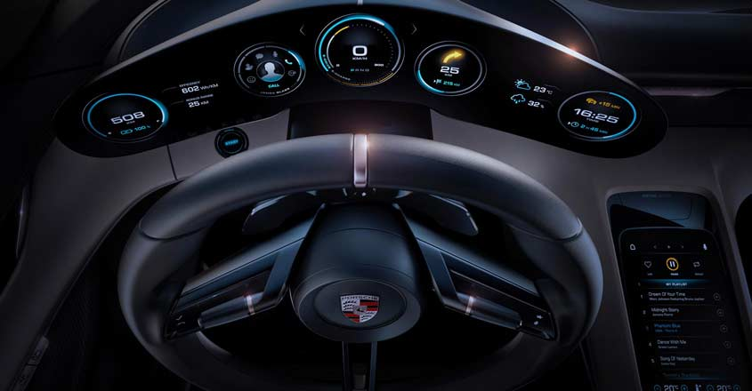 100 km charge in 4 minutes, Taycan to be Porsche's magic car