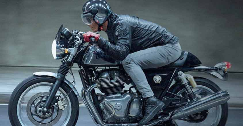 Continental GT test drive: The cafe racer from Royal Enfield