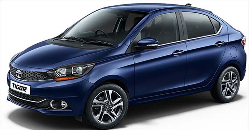 Tata launches AMT variants of compact sedan Tigor