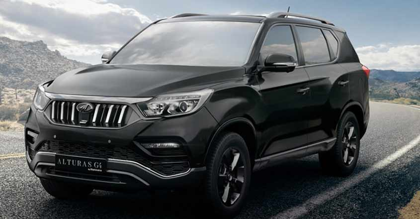 Mahindra Alturas review: Scaling new heights