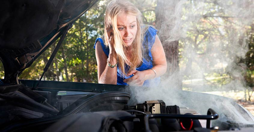Five habits that are bad for your car engine
