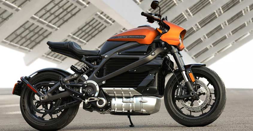 Harley Davidson unveils electric LiveWire, BS-VI compliant Street 750 in India