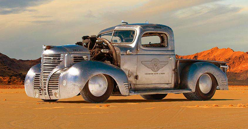 A jet's engine and 300 hp power, this is the truck that wowed the world | Video