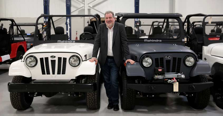 Mahindra takes second crack at US market with Roxor