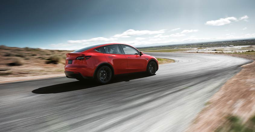 Tesla unveils electric SUV Model Y, price starts at $39,000