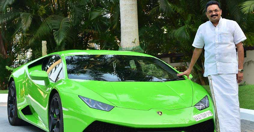 The dream of a dad and son comes true, a Lamborghini comes home