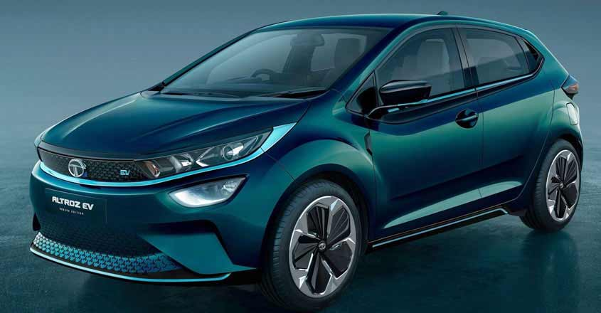 Tata's premium electric hatch to cost Rs 10 lakh