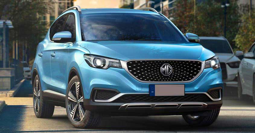 MG electric SUV launch this year; 428 km in a single charge