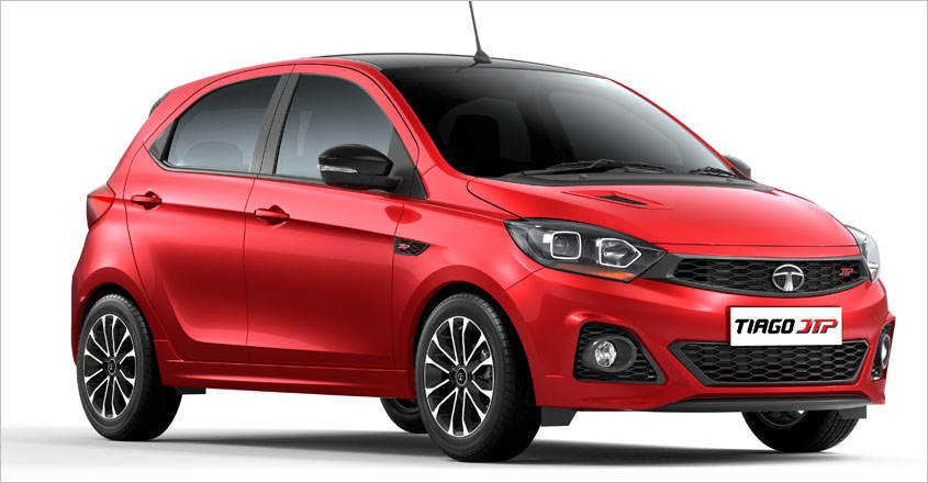 Tiago JTP: The affordable hot hatch from Tata