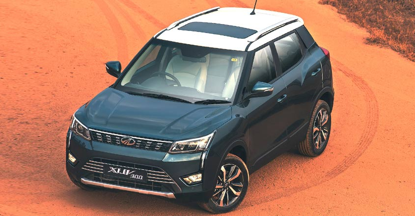 Mahindra recalls a batch of XUV300 units to fix faulty suspension part
