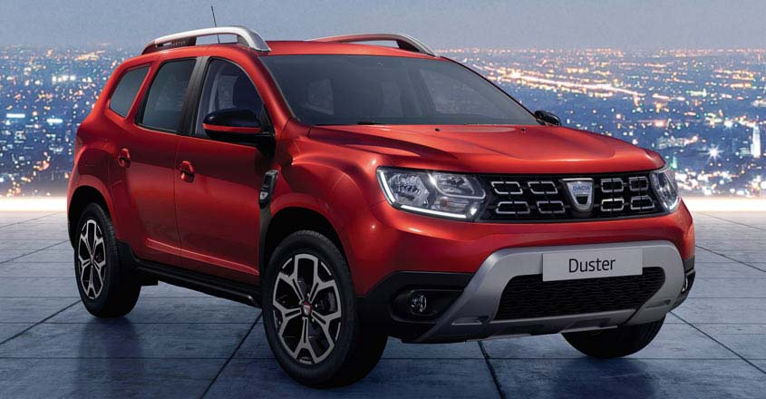 Renault Duster to get a new look