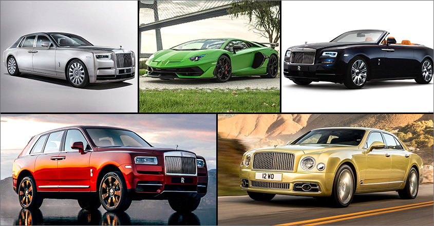 From Rolls-Royce to Bentley, the most expensive cars in India | Autos |  English Manorama