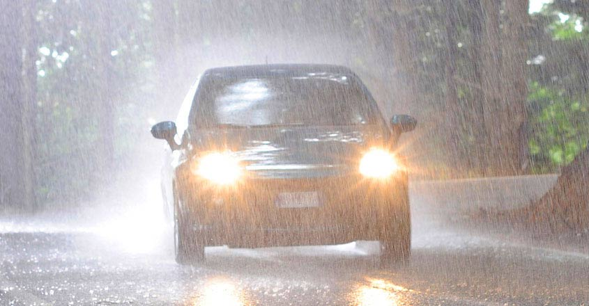 Monsoon is round the corner, prepare your car for the rains
