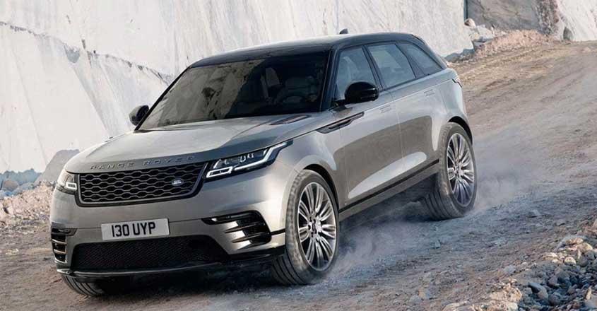 JLR introduces made in India Range Rover Velar trim
