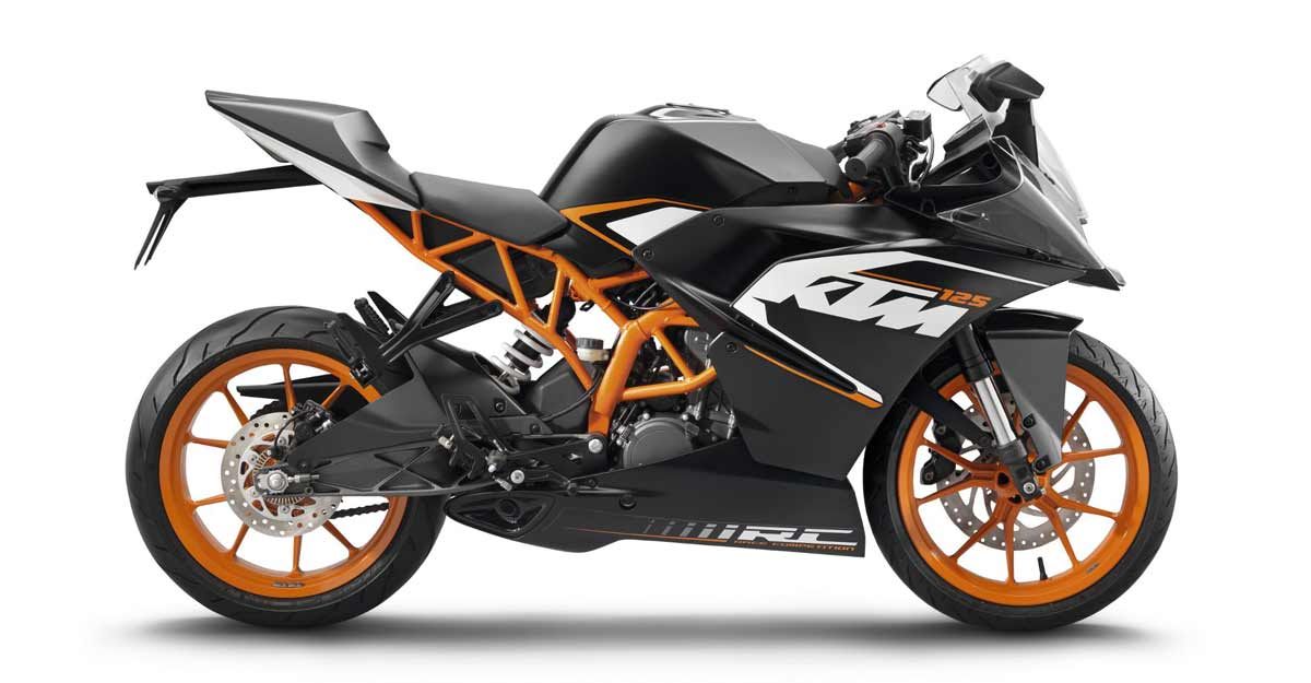 KTM launches RC 125 ABS priced at Rs 1.47 lakh