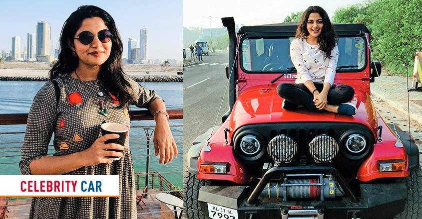 Nikhila Vimal and her endless trysts with car driving