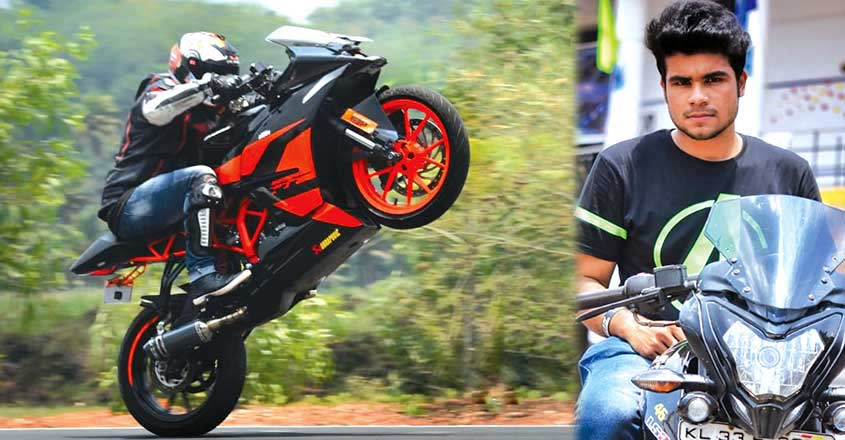 This Kottayam lad is a star on the racing circuit