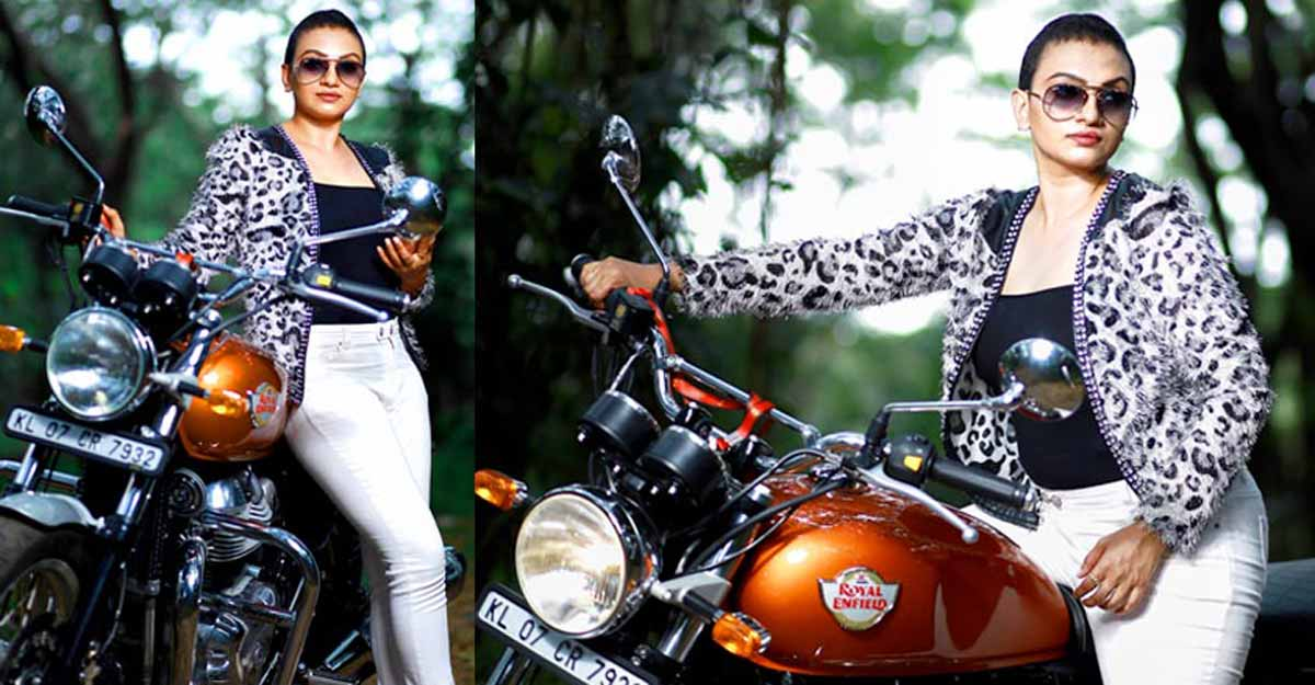 Actress Krishna Prabha swears by the 'Interceptor'