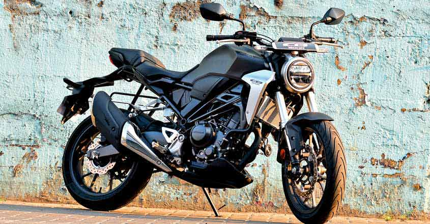 Test drive: Honda CB300R, a competent performer