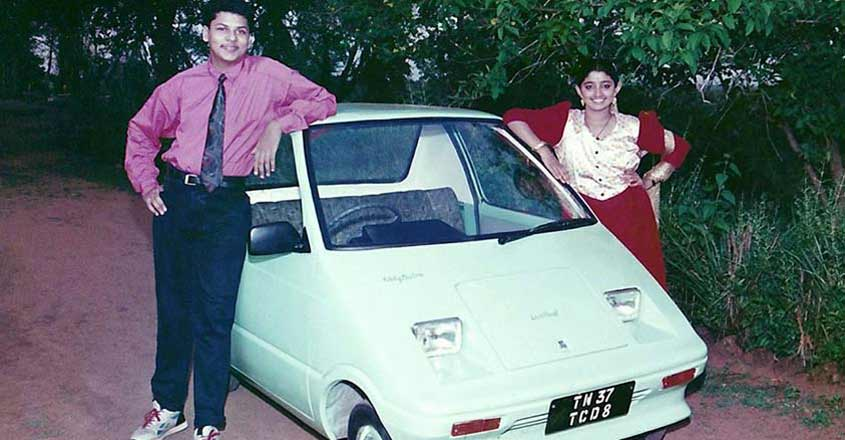 As SUV Kona arrives, a look back on India's first e-car, made in Kerala