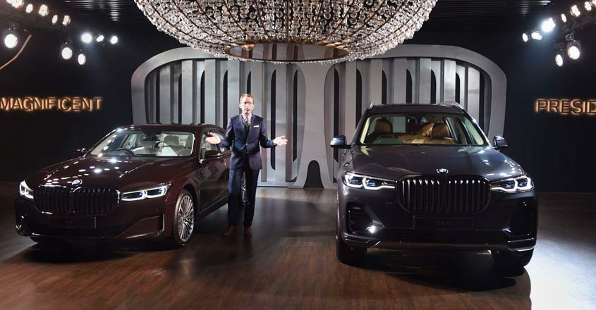 BMW launches X7 in India priced at Rs 99L