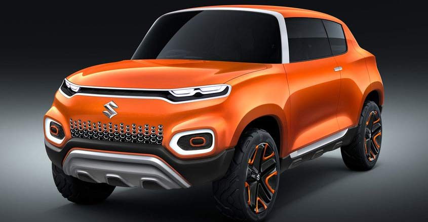 Maruti readies new micro SUV for September launch
