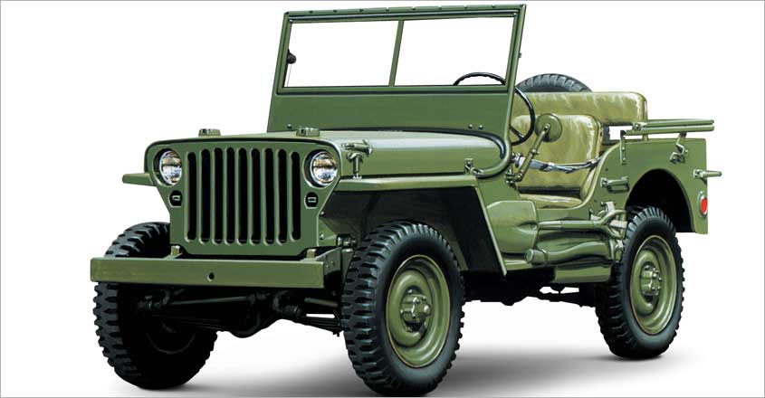 Built for battles, here is the history of jeep