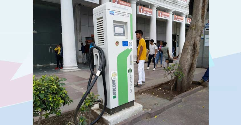 Delhi-NCR to get 300 more electric vehicle charging stations