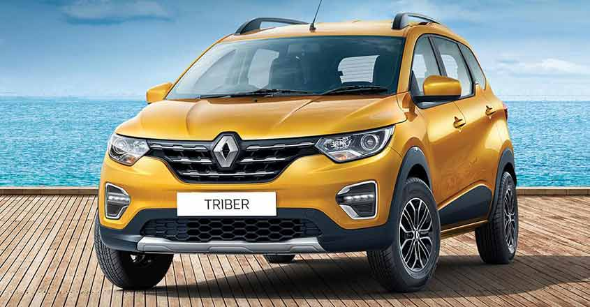 Renault launches AMT version of Triber in India