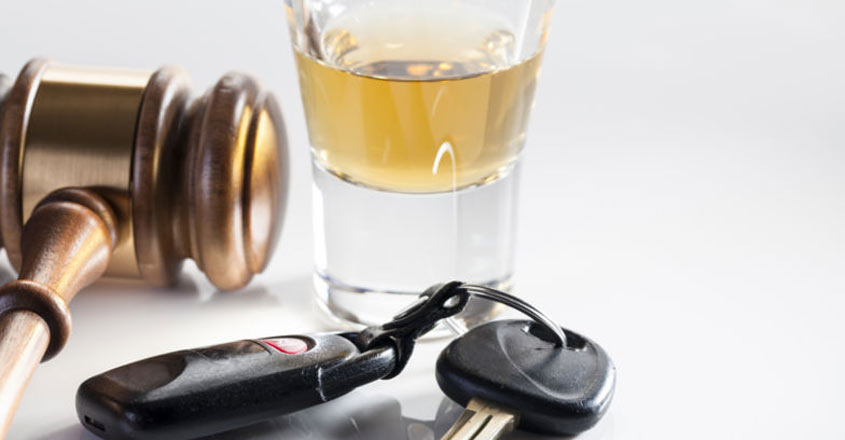 What punishments await motorists for drunk-driving accidents
