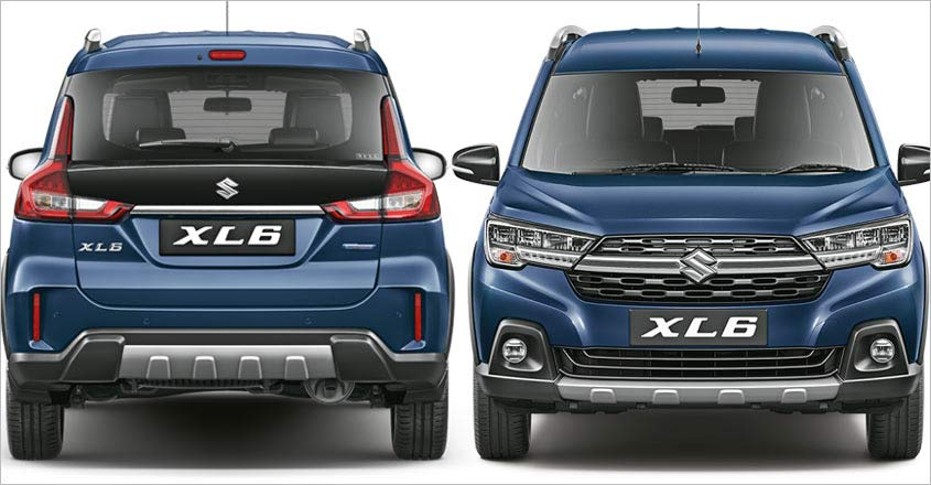 XL6 test drive: The premium MPV from Maruti stable
