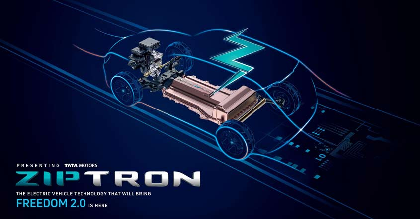 Tata Motors launches new electric powertrain Ziptron