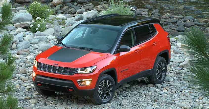 Jeep Trailhawk test drive: The Trail Rated Compass sibling