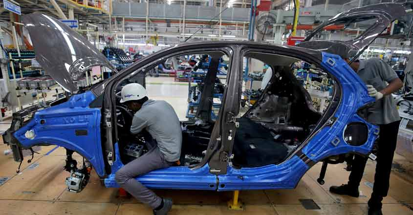 Govt plans sops for auto companies to boost exports