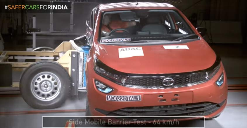 Watch Video: After Nexon, Tata's Altroz gets 5-star safety rating in Global NCAP test
