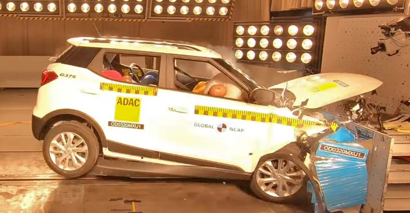 Watch: Mahindra XUV300 gets 5-star adult safety rating in Global NCAP test