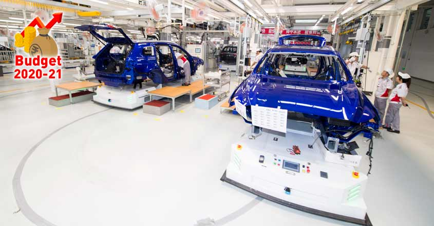 Budget: Automobile sector's wish list to ride over slowdown