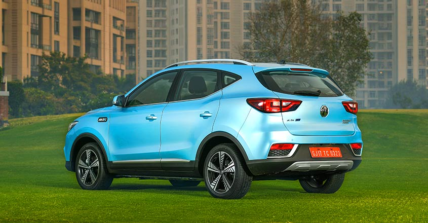 MG ZS EV test drive: unparalleled simplicity, boundless power