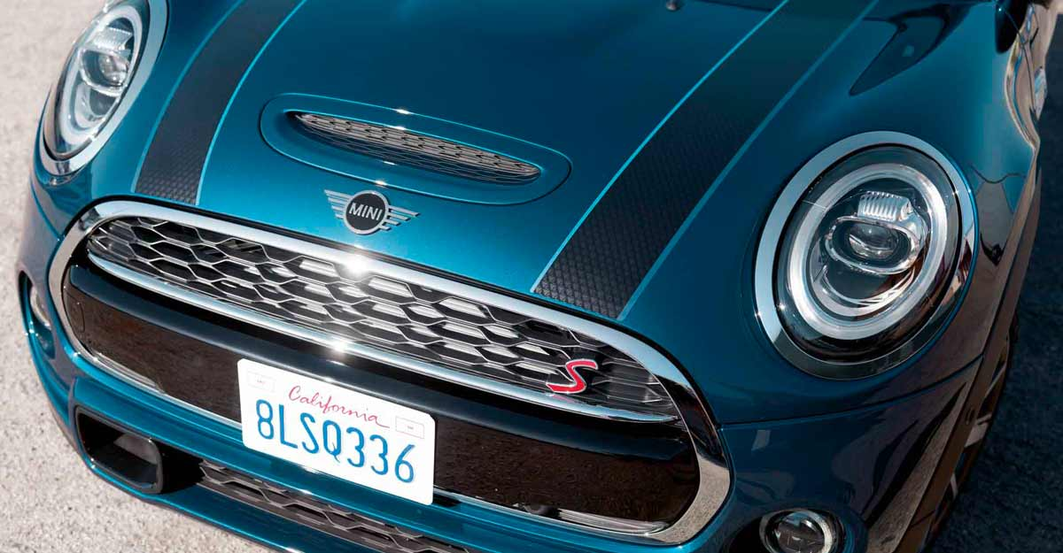 BMW drives in Mini Convertible Sidewalk Edition in India