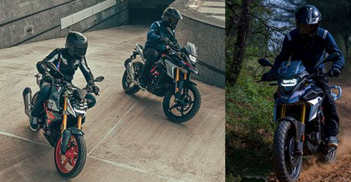 BMW Motorrad launches new version of G 310 R, G 310 GS in India