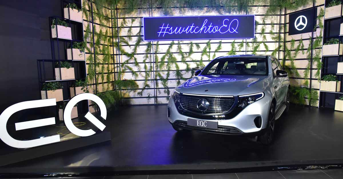 Mercedes-Benz's new electric SUV to cost around Rs 1 crore