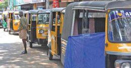 Kerala to 'retire' autorickshaws plying for 15 years