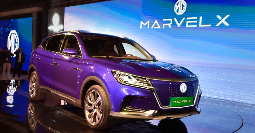 MG unveils Marvel X, showcases line-up of 14 products