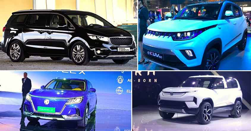 Auto Expo 2020 | Watch videos and latest updates