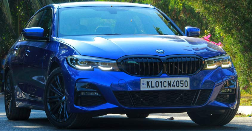 How Balagopal's car became the first and second BMW 330i in Kerala