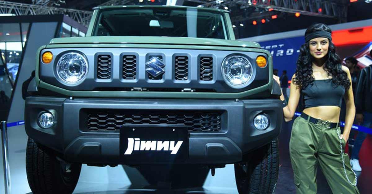 5-door Suzuki Jimny for India? Production in Gujarat, cost under Rs 10 lakh