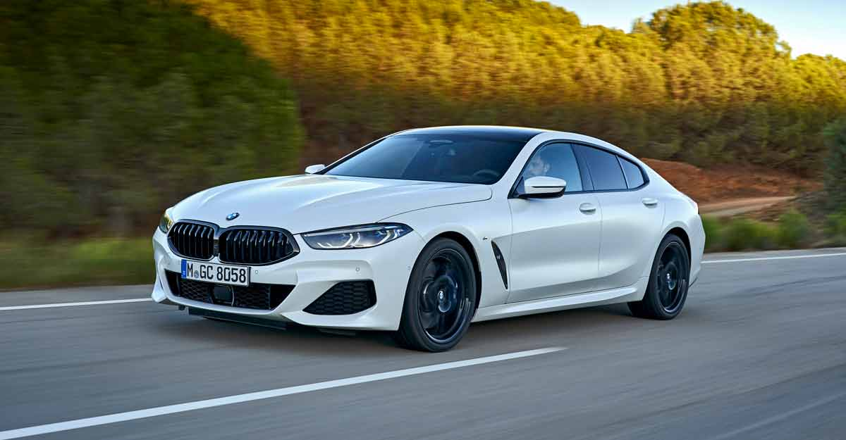 BMW launches 8 Series Gran Coupe, M8 Coupe in India