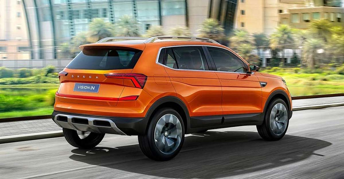 Skoda to bring Vision IN to take on Creta and Seltos