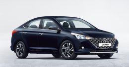 Hyundai launches 'spirited new' version of Verna